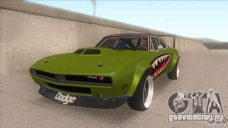 Dodge Charger RT SharkWide для GTA San Andreas