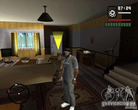 Замена всего дома CJея для GTA San Andreas