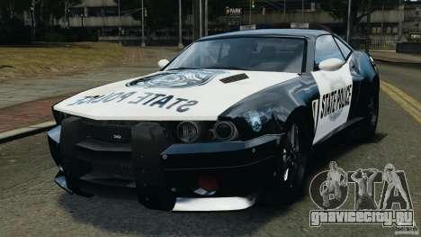NFSOL State Police Car для GTA 4