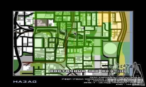 Basketball Court v6.0 для GTA San Andreas шестой скриншот