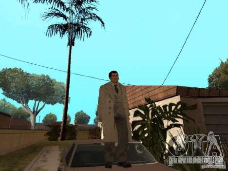 Joe Barbaro из Mafia 2 для GTA San Andreas второй скриншот