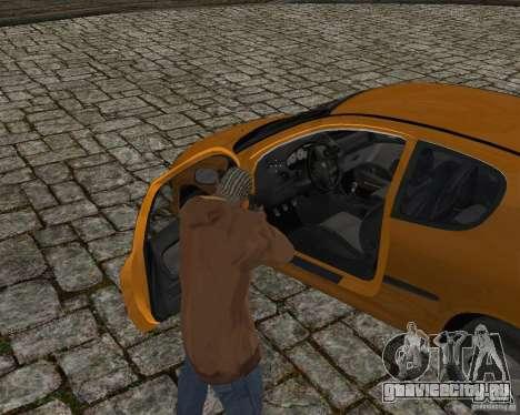 Peugeot 306 для GTA San Andreas вид сбоку