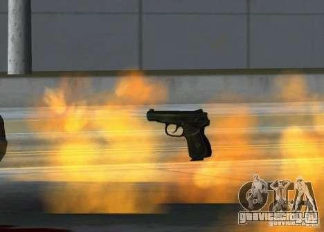 Пак Отечественного Оружия Версия 6 для GTA San Andreas четвёртый скриншот