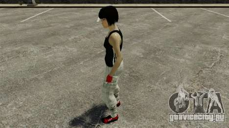 Фэйт для GTA 4 четвёртый скриншот