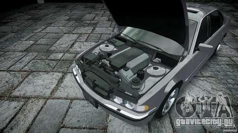 BMW 740i (E38) style 32 для GTA 4 вид справа