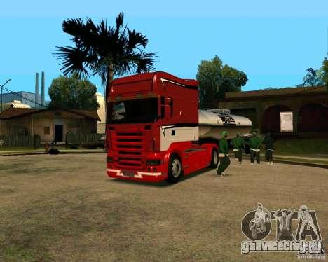 Scania TopLine для GTA San Andreas