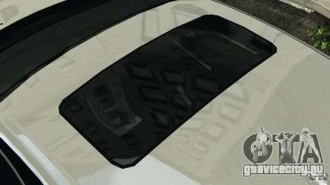 Volvo S60 R-Designs v2.0 для GTA 4 салон