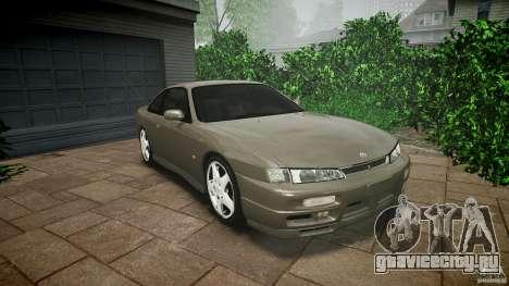Nissan 200SX для GTA 4 вид сверху