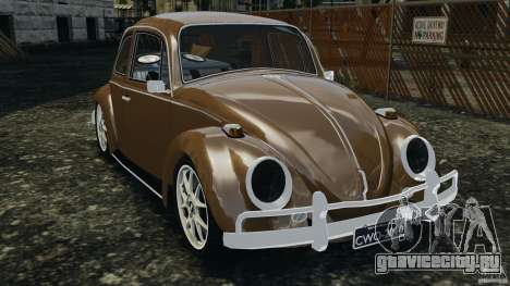 Volkswagen Fusca Gran Luxo v2.0 для GTA 4