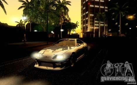 Toyota Supra Top Secret для GTA San Andreas