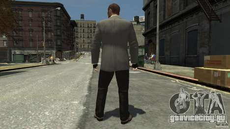 Gloves AlpineStar Dark для GTA 4 третий скриншот