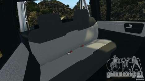 Chevrolet S-10 Colinas Cabine Dupla для GTA 4 вид сбоку