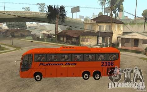 Marcopolo Paradiso 1200 Pullman Bus для GTA San Andreas вид слева