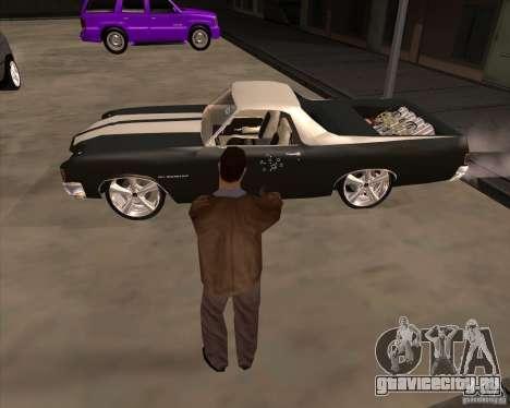 Скин члена мафии для GTA San Andreas пятый скриншот