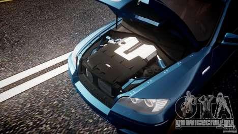 BMW X5 M-Power wheels V-spoke для GTA 4 вид сверху