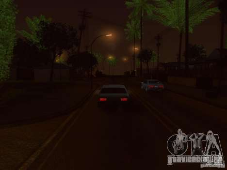 NFS GTA RACE V4.0 для GTA San Andreas второй скриншот