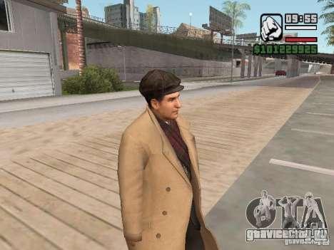 Джо Барбаро v 1.0 для GTA San Andreas