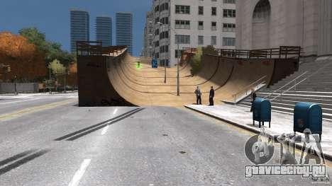 New Map Mod для GTA 4 пятый скриншот