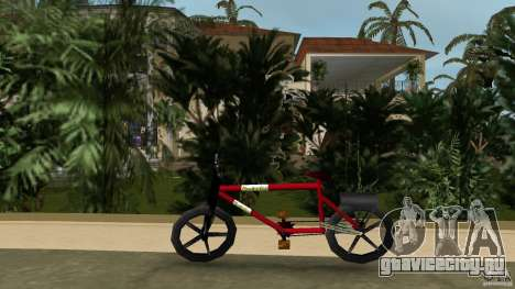Mountainbike (Rover) для GTA Vice City вид слева