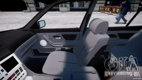BMW 750i v1.5 для GTA 4 вид сзади