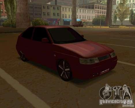 ВАЗ 2112 купе v.2 для GTA San Andreas