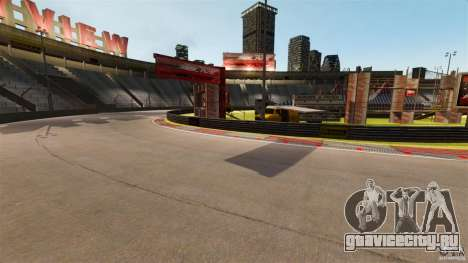 Hazyview Eight Drift Map для GTA 4 четвёртый скриншот