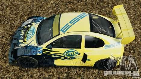 Colin McRae Hella Rallycross для GTA 4 вид справа