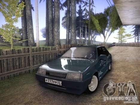 VAZ 21099 для GTA San Andreas