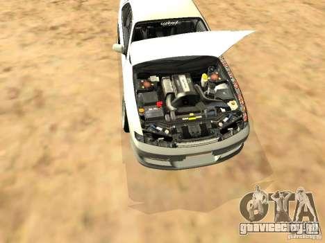 Nissan Silvia S14 JDM для GTA San Andreas вид сбоку
