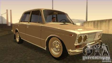 ВАЗ 2103 Resto для GTA San Andreas вид сзади