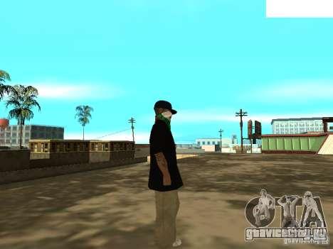 Mexicano Skin для GTA San Andreas четвёртый скриншот