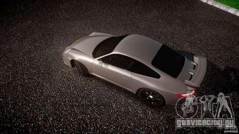 Porsche GT3 997 для GTA 4 салон