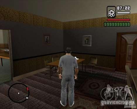 Замена всего дома CJея для GTA San Andreas девятый скриншот