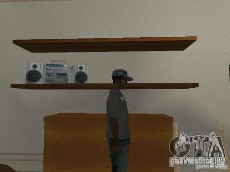 Футболка Noize Mc для GTA San Andreas третий скриншот