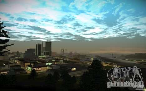 Timecyc для GTA San Andreas третий скриншот