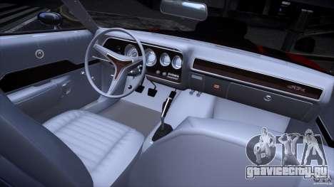 Plymouth GTX 426 HEMI [EPM] v.1.0 для GTA 4 вид справа