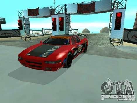 Infernus Drift Edition для GTA San Andreas