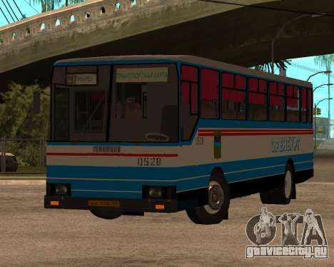 Autosan H10-11B full Orenburg stickers для GTA San Andreas