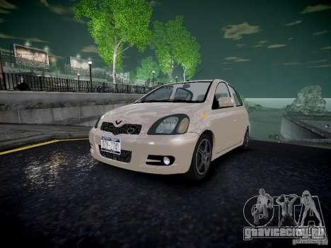 Toyota Vitz для GTA 4