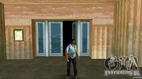 Royo Skin mit Brille для GTA Vice City