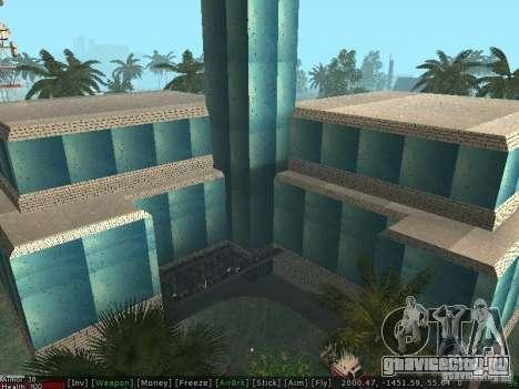 Обновлёный госпиталь Лос-Сантоса v.2.0 для GTA San Andreas третий скриншот