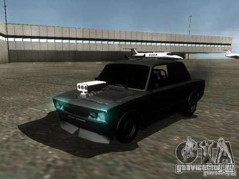 ВАЗ 2106 Drag Racing для GTA San Andreas