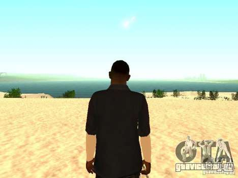 Snow MOD 2012-2013 для GTA San Andreas седьмой скриншот