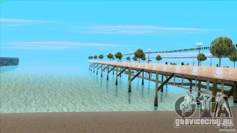 ENBSeries by Allen123 для GTA San Andreas четвёртый скриншот
