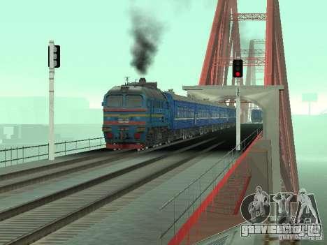 DM62 1804 для GTA San Andreas вид справа