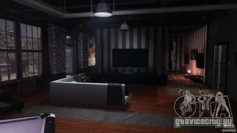 Playboy X New House Textures для GTA 4