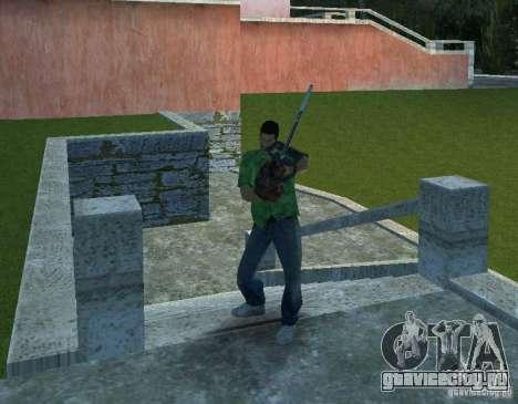 Бензопила для GTA Vice City четвёртый скриншот