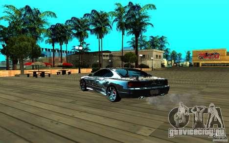 ENB для любых компьютеров для GTA San Andreas девятый скриншот