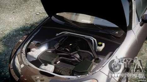 Mazda MX-5 для GTA 4 вид сверху