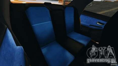 Subaru Impreza WRX STI 2005 для GTA 4 вид сбоку